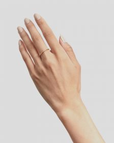 Ball & Wire Ring 002