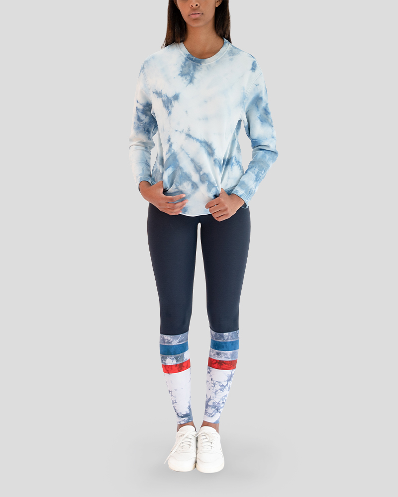 Sustainable Lulu's Blues sweatshirt