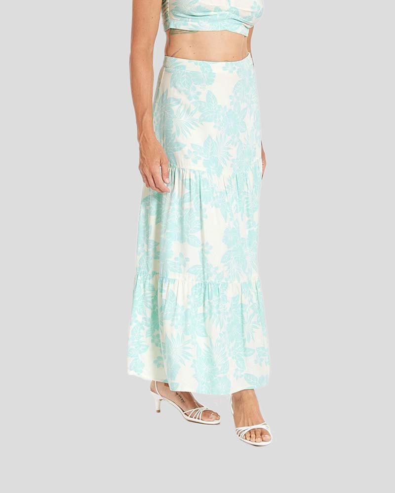 Melody Tiered Skirt
