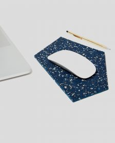 Gem Rubber Mousepad - Royal
