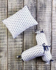 Fort Pillow & Bolster Set